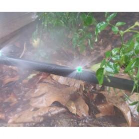 Water Mist Sprinkler Drip Irigasi Air Taman Simple Nozzle 90 Degree 10 PCS - Blue - 7