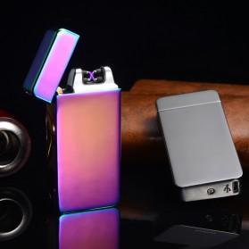 Firetric Korek Api Elektrik Pulse Plasma Arc USB Lighter - JL-607 - Black - 3