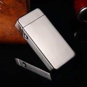 Firetric Korek Api Elektrik Pulse Plasma Arc USB Lighter - JL-607 - Black - 8
