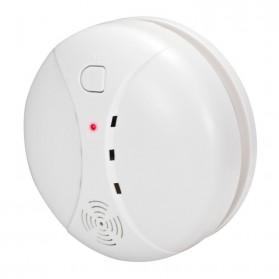 Smoke Detector Wireless Alat Pendeteksi Kebakaran - White