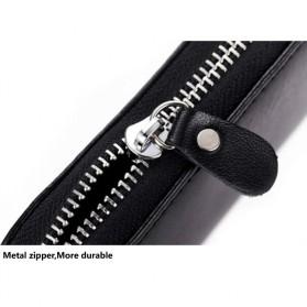 Dompet Gantungan Kunci Mobil Desain Klasik - 9092 - Black - 7