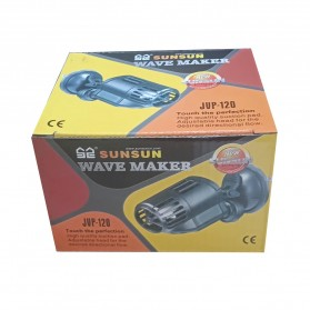 SUNSUN Pompa Air Ombak Akuarium Wave Maker Pump 6W - JVP-120 - Black - 6