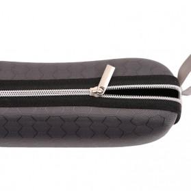 MuseLife Kotak Kacamata Hardcase Waterproof - GJ-8797 - Black - 4