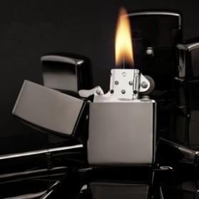 Firetric Korek Api Minyak Tanah Model Minimalis - ZR006 - Black
