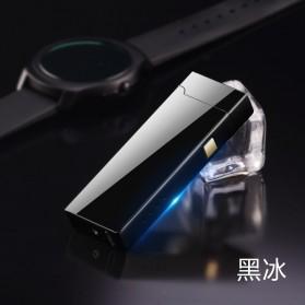 Taffware Korek Api Double Arc Pulse Plasma USB Lighter - DSK-2S - Black - 6
