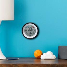 Meterk Digital Thermometer Hygrometer Min Max Value - CJ-3305F - Black - 4