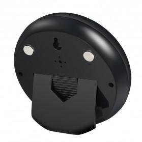 Meterk Digital Thermometer Hygrometer Min Max Value - CJ-3305F - Black - 9