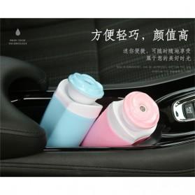 Taffware USB Humidifier Mobil Flower Style 250ml - HUMI MX-001 - Blue - 3