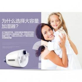 Taffware Dolphin Ultrasonic Air Humidifier Pelembab Udara 3 Liter - HUMI H09 - White - 4