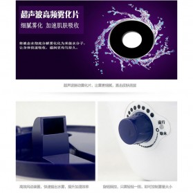 Taffware Dolphin Ultrasonic Air Humidifier Pelembab Udara 3 Liter - HUMI H09 - White - 11