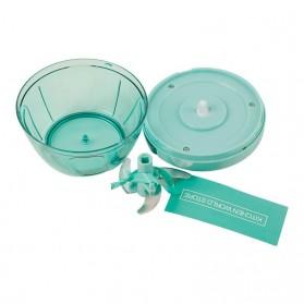 Blender Manual Pemotong Daging Bawang Buah dan Sayuran - Green - 2