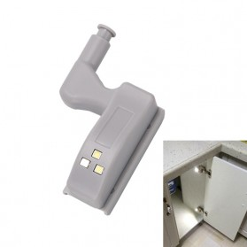 Lampu LED Hinge Kabinet 5 PCS - DEH2111 - Warm White