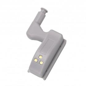 Lampu LED Hinge Kabinet 5 PCS - DEH2111 - Warm White - 3