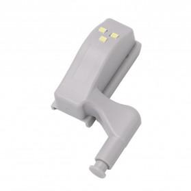 Lampu LED Hinge Kabinet 5 PCS - DEH2111 - Warm White - 5