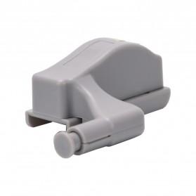 Lampu LED Hinge Kabinet 5 PCS - DEH2111 - Warm White - 8