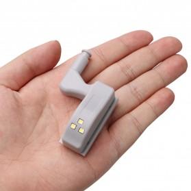 Lampu LED Hinge Kabinet 5 PCS - DEH2111 - Warm White - 9