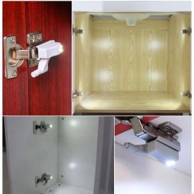 Lampu LED Hinge Kabinet 5 PCS - DEH2111 - Warm White - 10