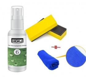 Hydrophobic Nano Spray Car Paint Coating Waterproof Liquid 20ml - HGKJ-6