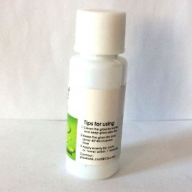 GLASK Cairan Anti Air Cat Mobil Kain Hydrophobic Nano Spray Car Paint Coating Waterproof Liquid 20ml - HGKJ-1 - 2
