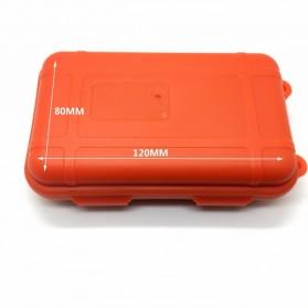FervorFOX Emergency Survival Kit Multifunctional First Aid SOS Tools - J021 - Orange - 2