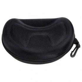 Hard Case EVA Kotak Kacamata - Black