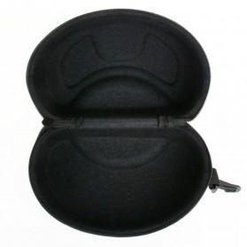 Hard Case EVA Kotak Kacamata Ski Goggles - HXH20010 - Black - 5