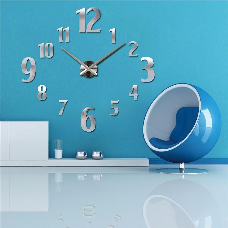 ... Jam Dinding 3D DIY Giant Wall Clock 100cm Diameter - Model Number -  A-027 ... 60b76f3469