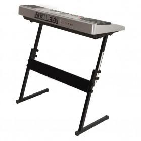 Stand Keyboard Digital Piano Z Style - Q-1B - Black - 1