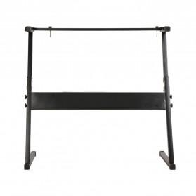 Stand Keyboard Digital Piano Z Style - Q-1B - Black - 3