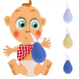 Alat Penyedot Ingus Bayi Newborn Nasal Aspirator - B116 - Blue