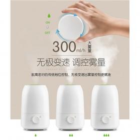 Taffware Air Humidifier Pelembab Udara Aromatherapy 4.2 Liter - HUMI X05 - White - 3