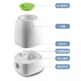 Taffware Air Humidifier Pelembab Udara Aromatherapy 4.2 Liter - HUMI X05 - White - 5