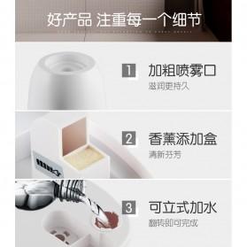 Taffware Air Humidifier Pelembab Udara Aromatherapy 4.2 Liter - HUMI X05 - White - 7