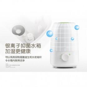 Taffware Air Humidifier Pelembab Udara Aromatherapy 4.2 Liter - HUMI X05 - White - 10