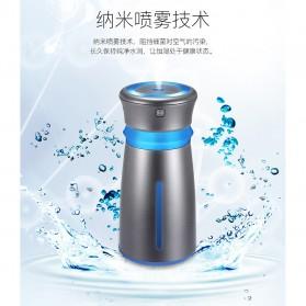 Taffware Air Humidifier Pelembab Udara with USB Fan - HUMI TB-63 - Silver - 3
