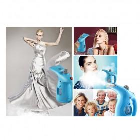 Setrika Uap Handheld Garment Steamer 200ml - HY115 - White - 10