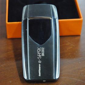 Firetric Korek Api Elektrik Heating Coil USB Lighter Finger Print - BK002 - Black - 9