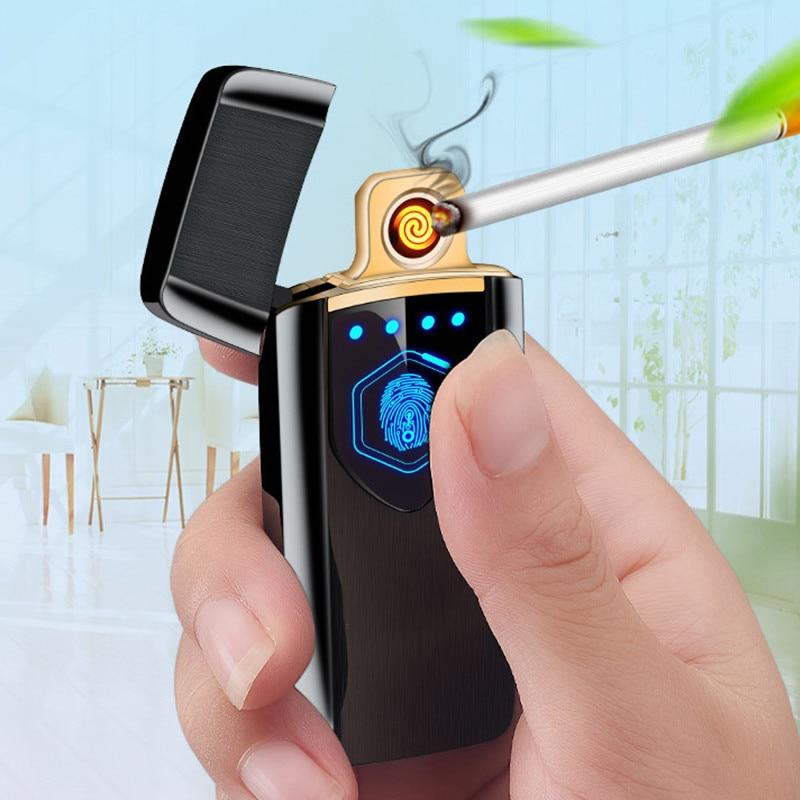 Firetric Korek Api Elektrik Heating Coil USB Lighter ...