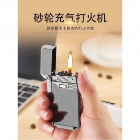 Firetric Korek Api Gas Elektrik Pulse Plasma Arc Lighter 2 in 1 - AB007 - Black - 5