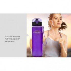 Casno Botol Minum Leak Proof 400ml - Gray - 7