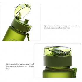 Casno Botol Minum Leak Proof 400ml - Gray - 9