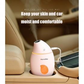 Taffware Air Humidifier Aromatherapy Oil Diffuser Mango Design 160ml - HUMI TB-94 - White - 4