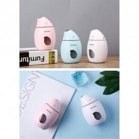 Taffware Air Humidifier Aromatherapy Oil Diffuser Mango Design 160ml - HUMI TB-94 - White - 12