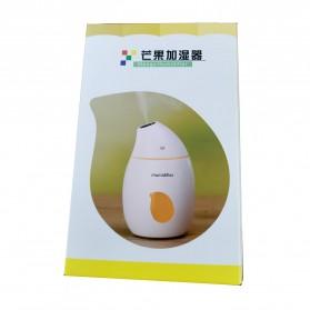 Taffware Air Humidifier Aromatherapy Oil Diffuser Mango Design 160ml - HUMI TB-94 - White - 13