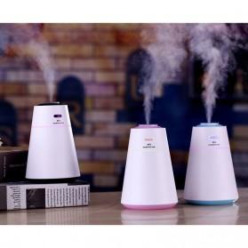 Taffware Air Humidifier Aromatherapy Creative Design 200ml - HUMI HMT-M3 - Black - 2