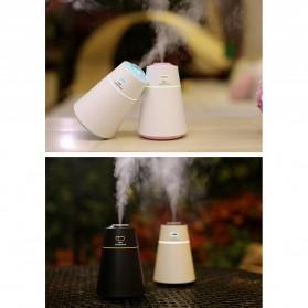 Taffware Air Humidifier Aromatherapy Creative Design 200ml - HUMI HMT-M3 - Black - 5