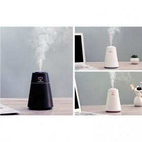 Taffware Air Humidifier Aromatherapy Creative Design 200ml - HUMI HMT-M3 - Black - 7