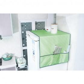 Alas Mesin Cuci Kulkas Dust Cover Waterproof - 575-25 - Yellow - 6