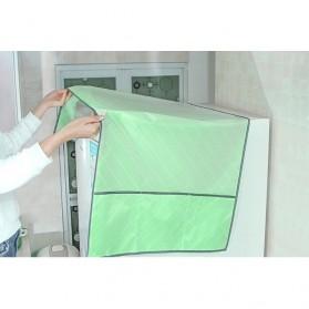 Alas Mesin Cuci Kulkas Dust Cover Waterproof - 575-25 - Yellow - 7