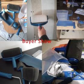 Kuas Cat Tembok Paint Runner Pro Roller 5 in 1 - Blue - 7
